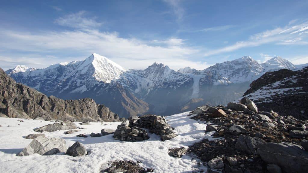 Himalaja Gebierge Nepal