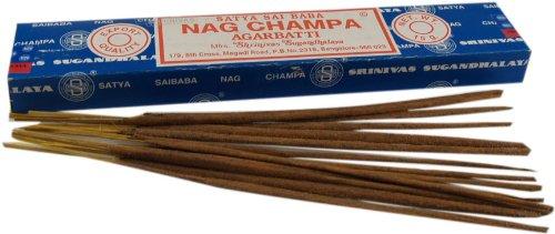 Räucherstäbchen zum Meditieren Nag Champa