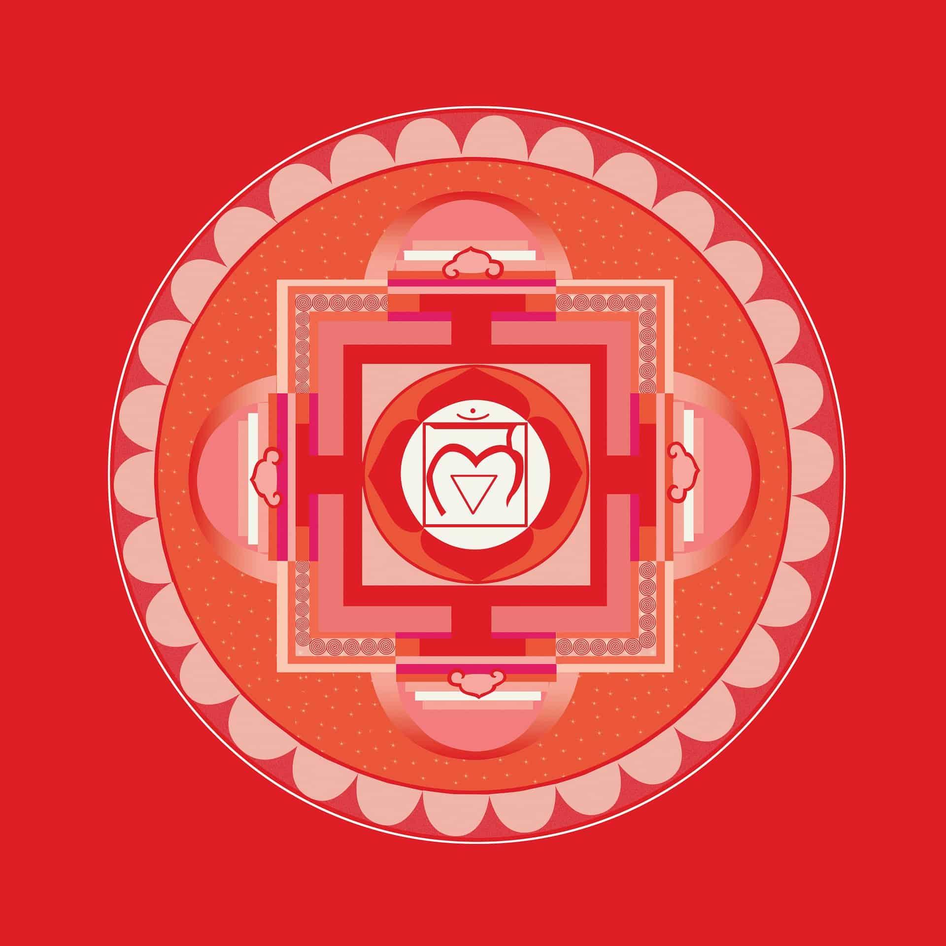 Symbol Wurzelchakra