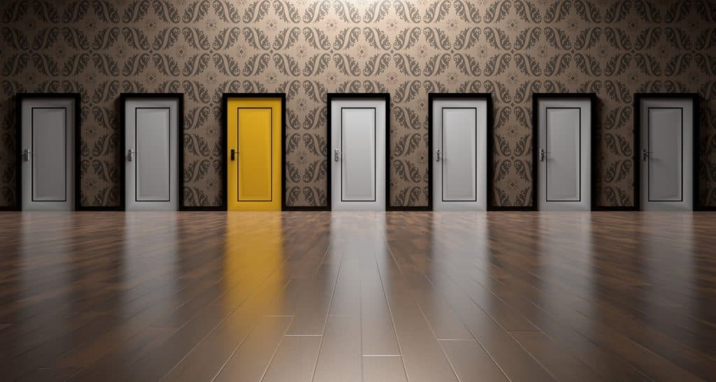 Öffne dein Solarplexuschakra, um die richtigen Türen zu deinen Zielen zu öffnen