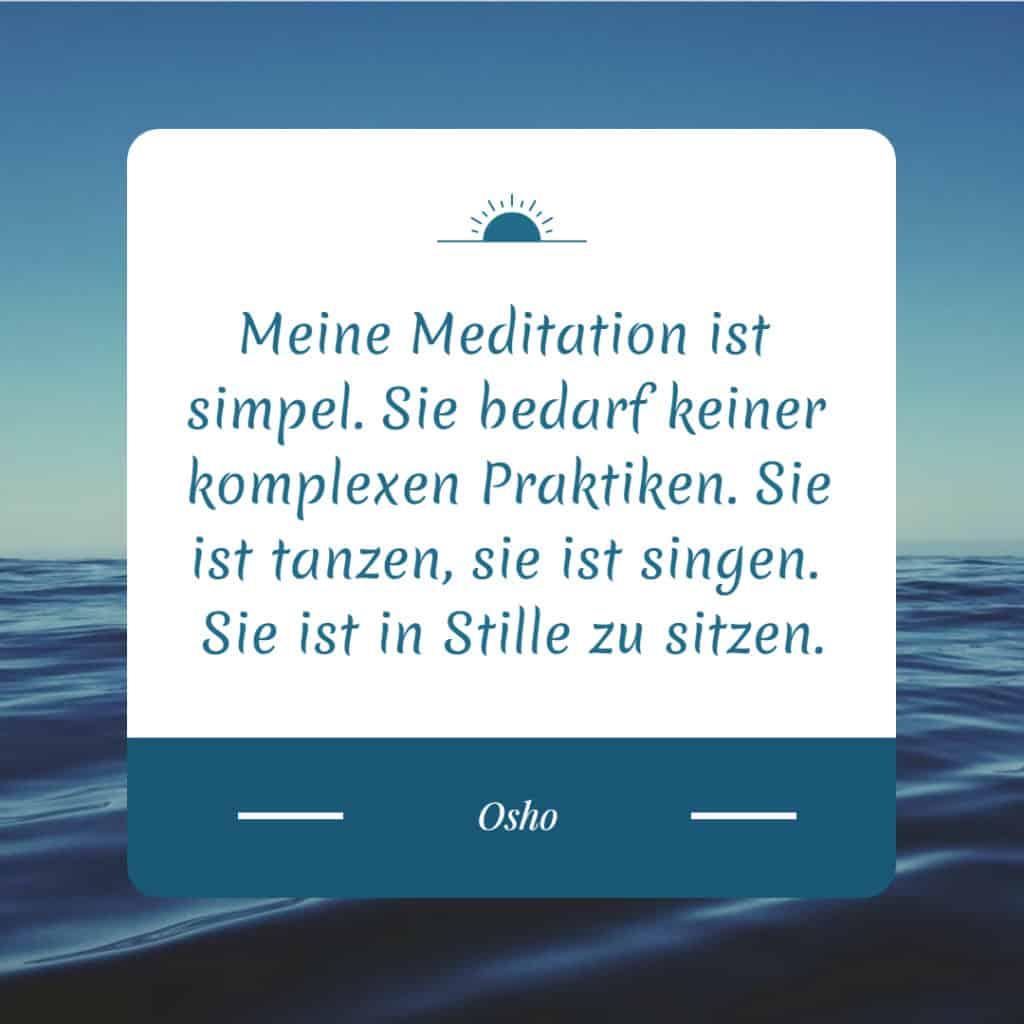 Meditation Zitate Und Inspirationen Meditieren Lernen
