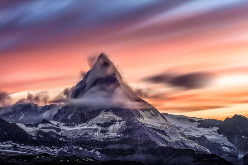 Wandern am Matterhorn