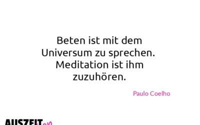 Zitat der Woche zum Thema Meditation Feb9