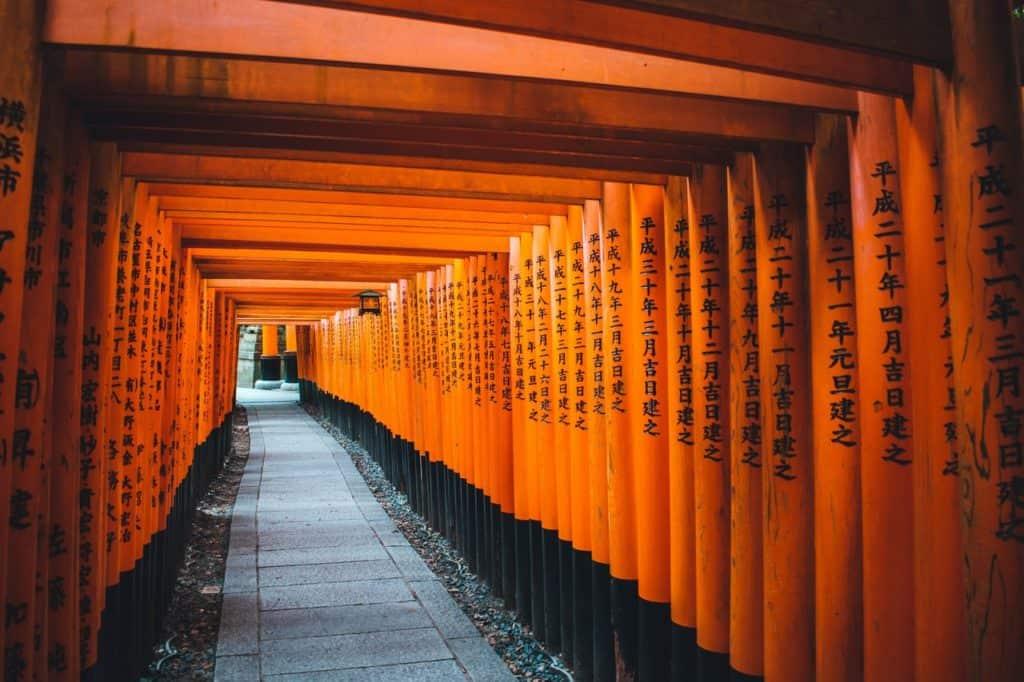 chakra orange im Tempel