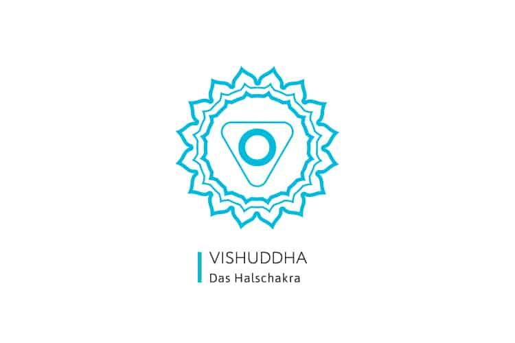 Chakren-Farben-Vishuddha-Halschakra
